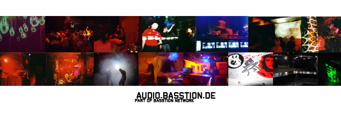 Basstion Drum & Bass in full effect
